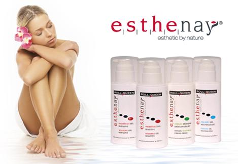 Esthenay - kozmetika proti celulitíde